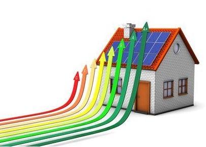 Domy pełne energii