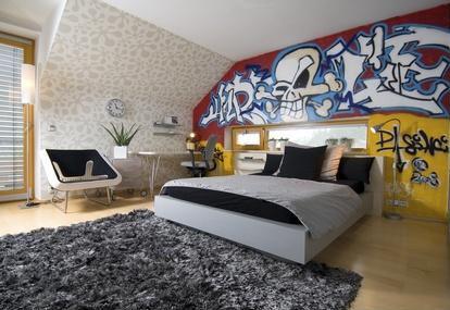 Domowe graffiti