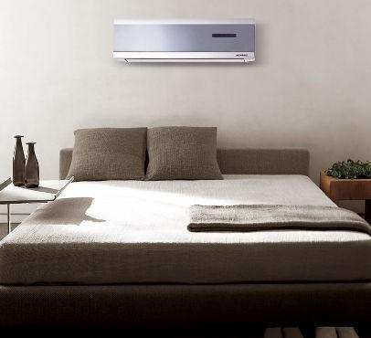 Klimatyzatory w mieszkaniu