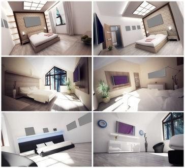 Małe pomieszczenia