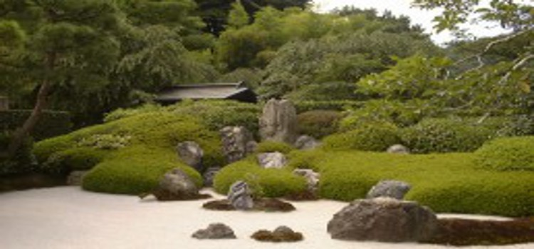 Shakkei – japońskie ogrody