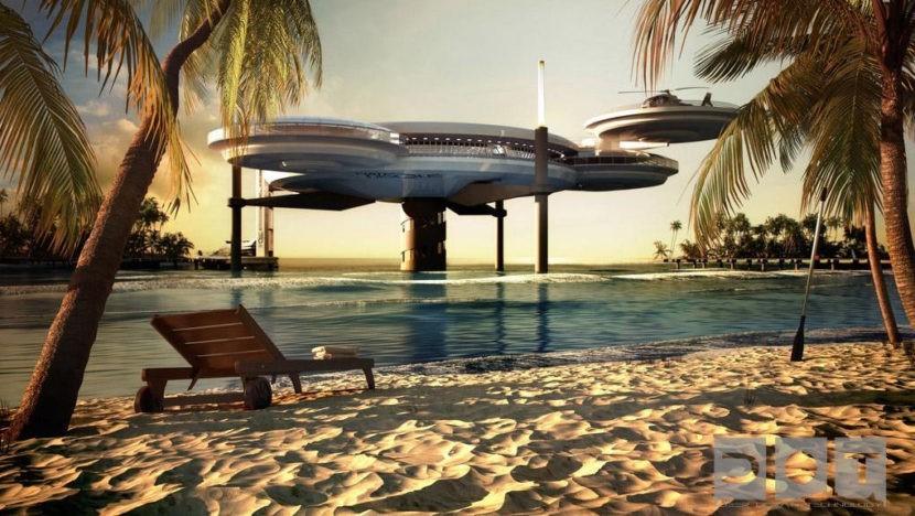 Podwodny hotel
