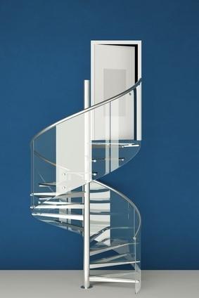 Wiszące schody