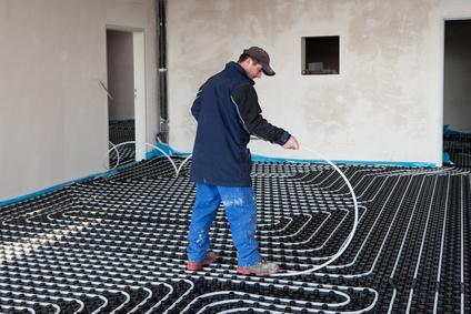 Ogrzewanie elektryczne podłogowe
