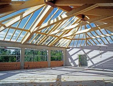 Prefabrykowana więźba dachowa