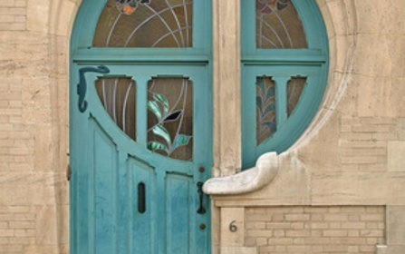 Jak odnowić stare drzwi ?