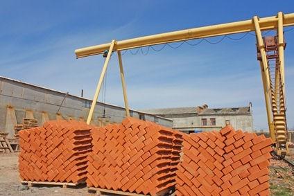 Magazynowanie materiałów budowlanych