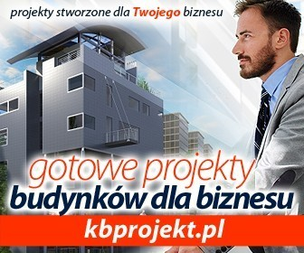 Gotowe projekty domów i budynki dla biznesu